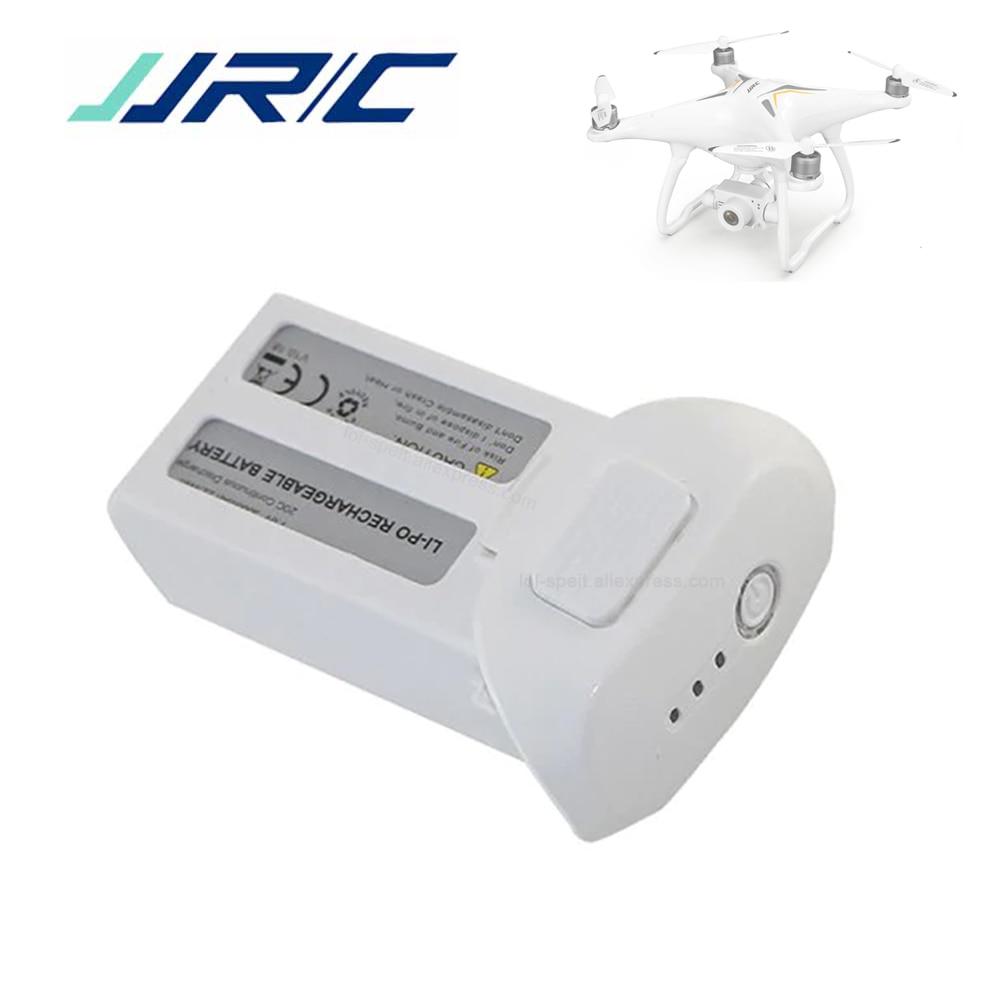 Original JJRC X6 Battery 7.6V 3000mAh 25C LiPo Battery for JJRC X6 5G WiFi FPV RC Drone Spare parts Accessories
