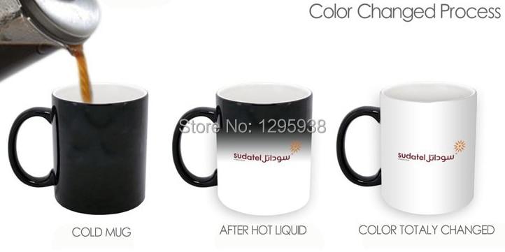 DEATH NOTE Mug Color Change Process