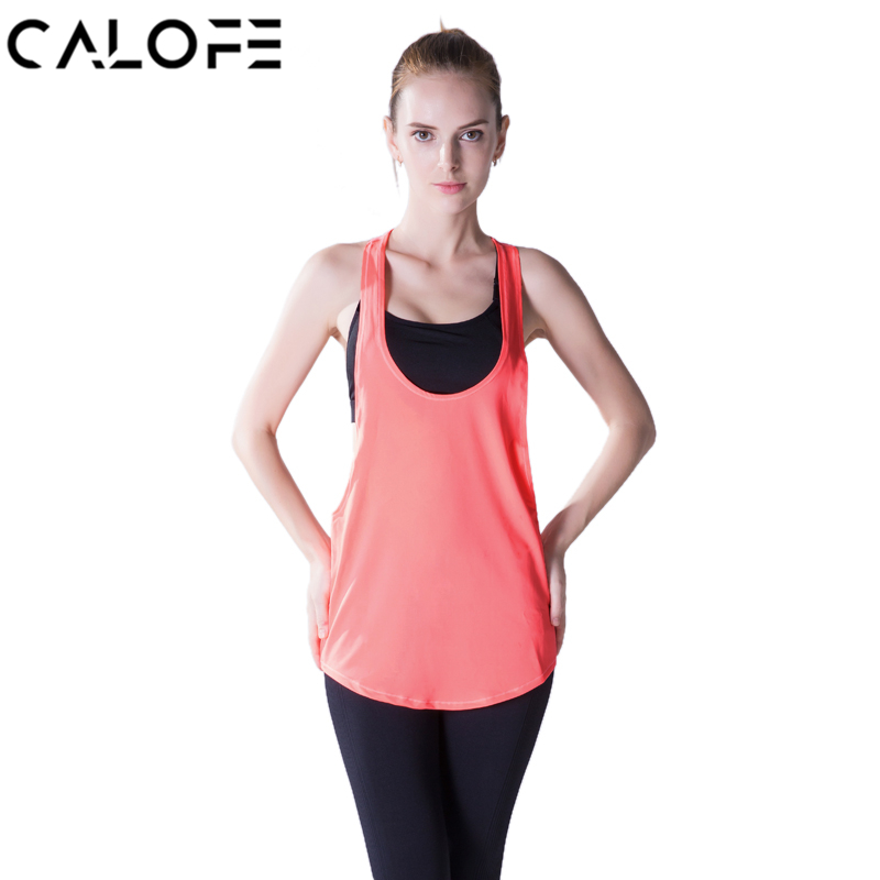 e968740310bf0 ... Tank Top Women Fitness Sports Yoga Shirts Sleeveless Vest Running Gym  Sports Top Quick Dry Athleisure Clothes T-shirt Q. Out Of Stock. 🔍 Previous