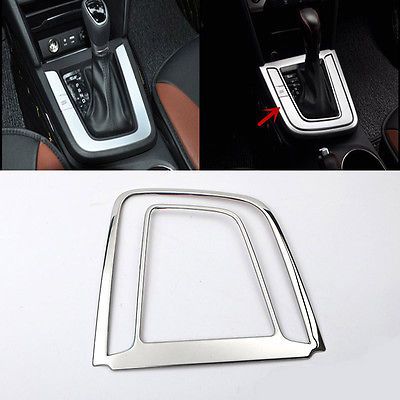 Central Gearshift Panel Shift Lever Frame Cover Trim For Hyundai Elantra 2016 17