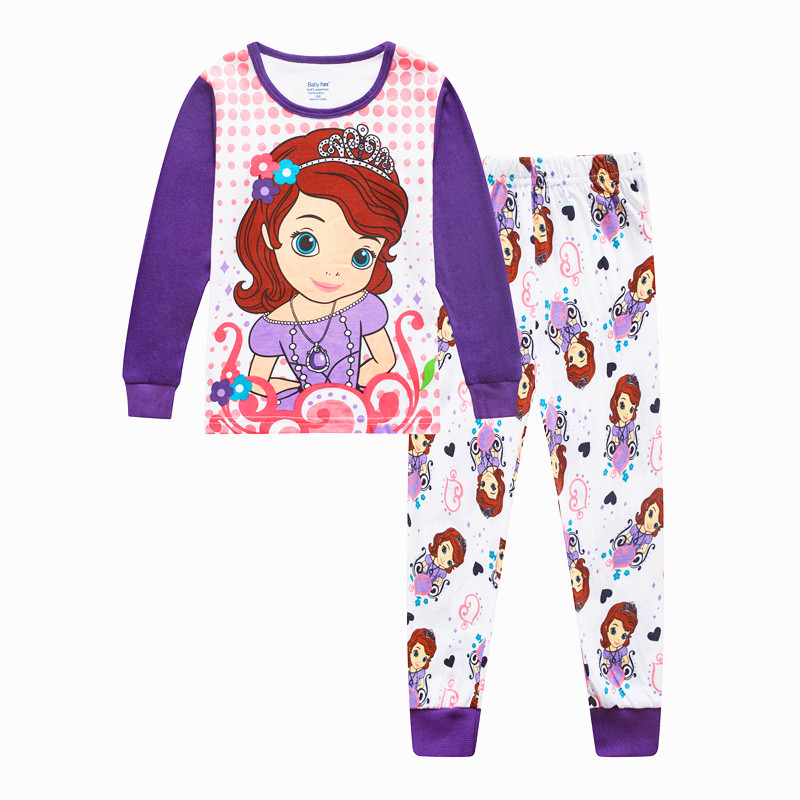 Aliexpress.com : Buy 2018 Pajama sets Baby girl and boys ...