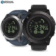 Bluetooth 50m wodoodporny Smartwatch Zeblaze VIBE 3 sport inteligentny zegarek 33 miesiące długi czas czuwania mężczyzna zegarek dla IOS i Android 2019