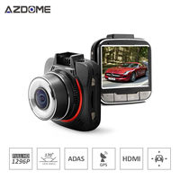 GS52D Mini Car DVR Ambarella A7LA50 Full HD 1080P 30fps 2 0 Inch LCD With G