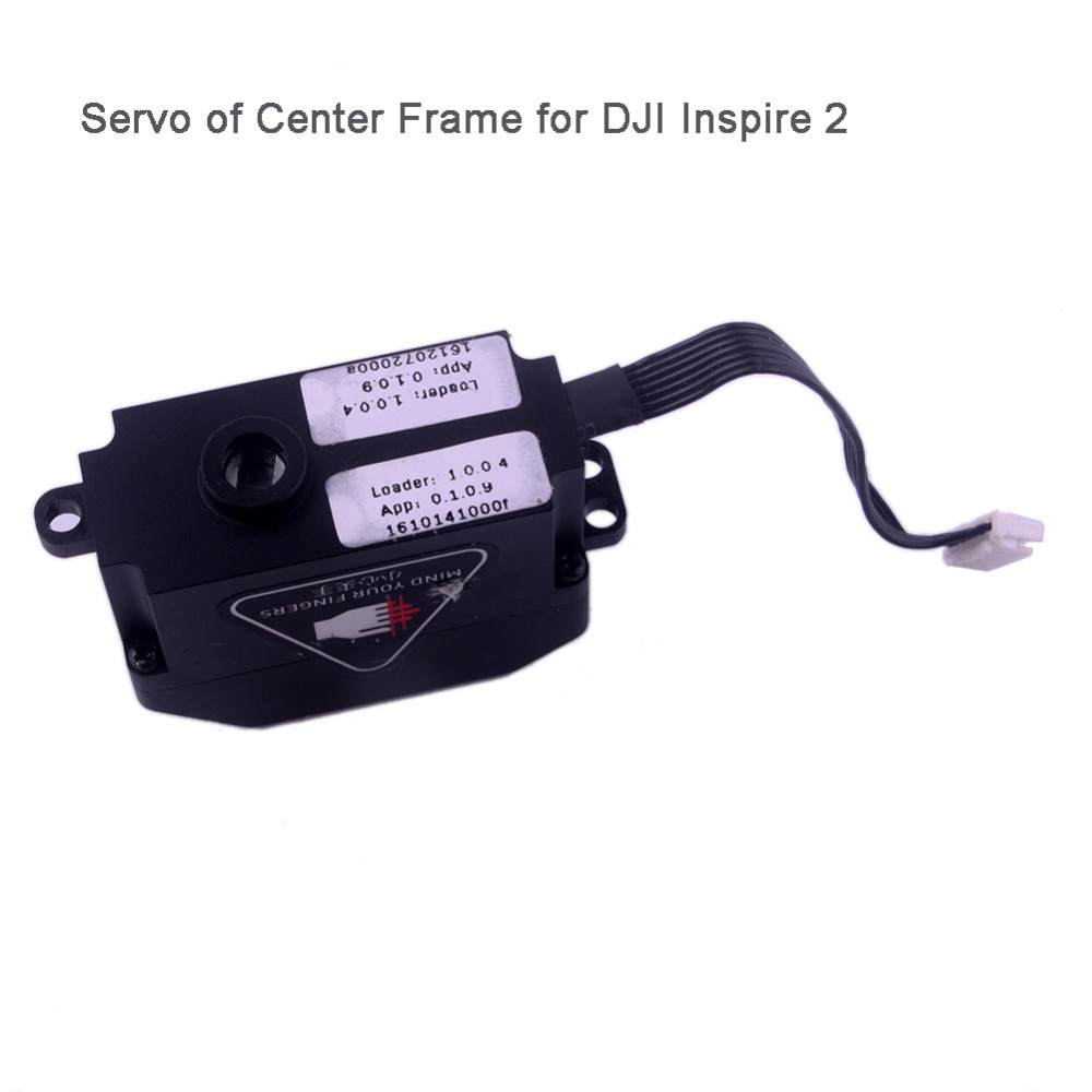 Original Servo of Middle Center Frame Component for DJI Inspire 2 Drone Repair Parts Accessories DR2641