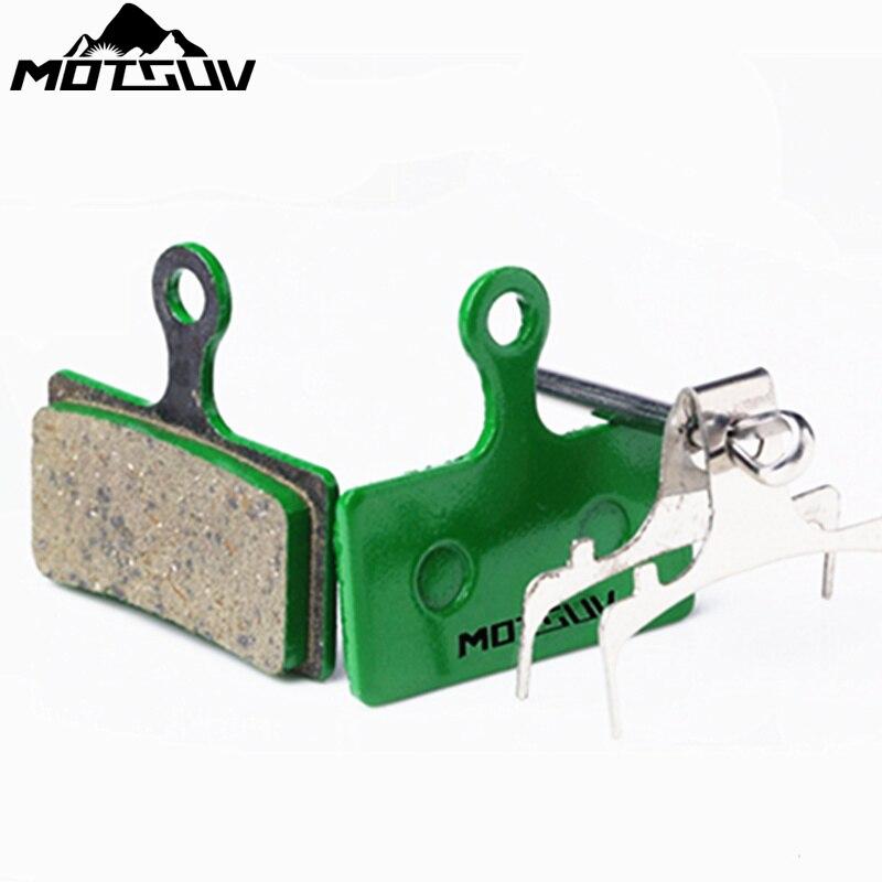 Bicycle Ceramics Disc Brake Pads For MTB M985, M988, Deore XT M785, SLX M666, M675, Deore M615, Alfine S700 Ceramics Brake Pads organic disc brake pads set for shimano xtr xt lx hone deore saint slx