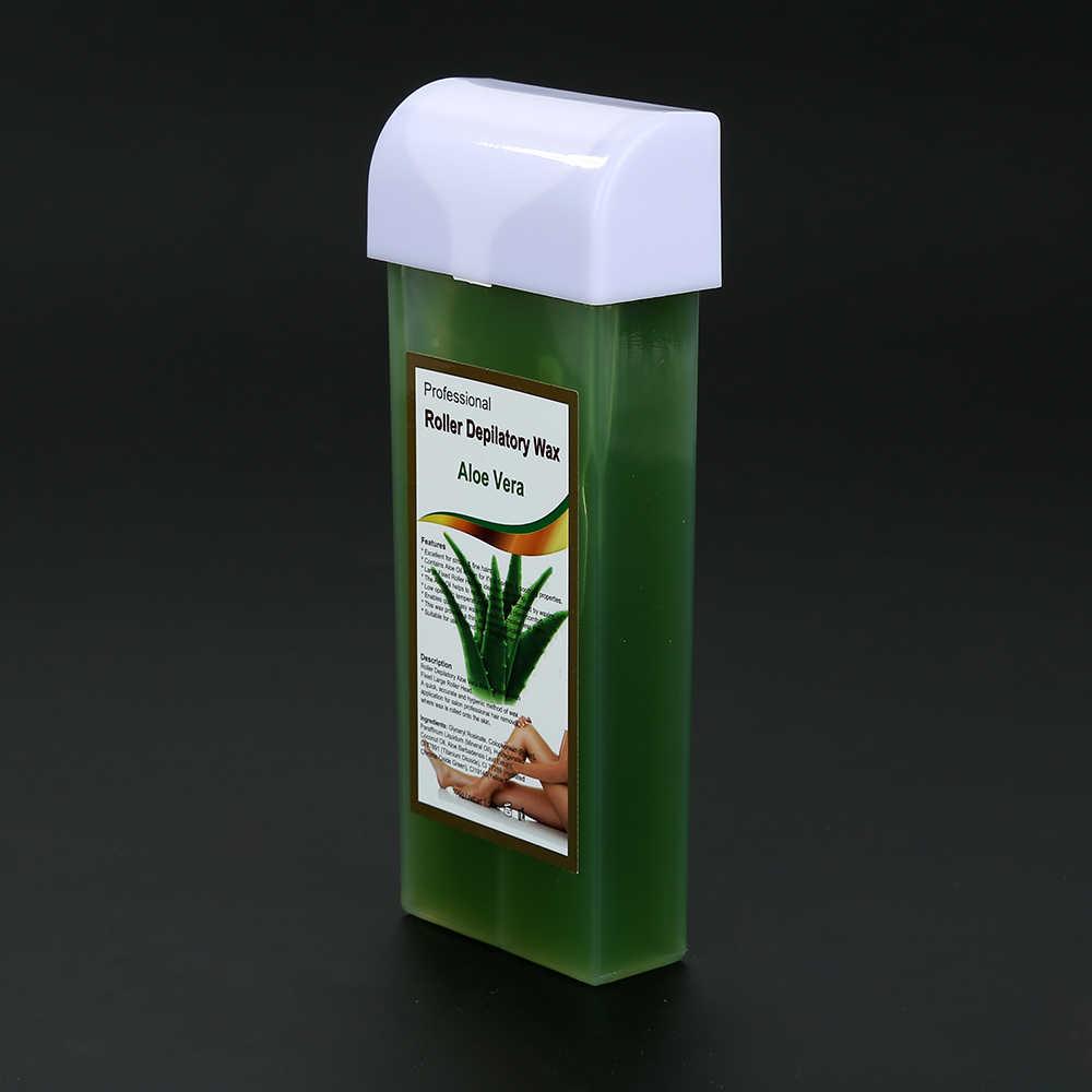 Прямая поставка 1 бутылка эпиляция для удаления волос воск роликовый картридж для удаления волос Воск подогреватель Эпилятор TSLM2