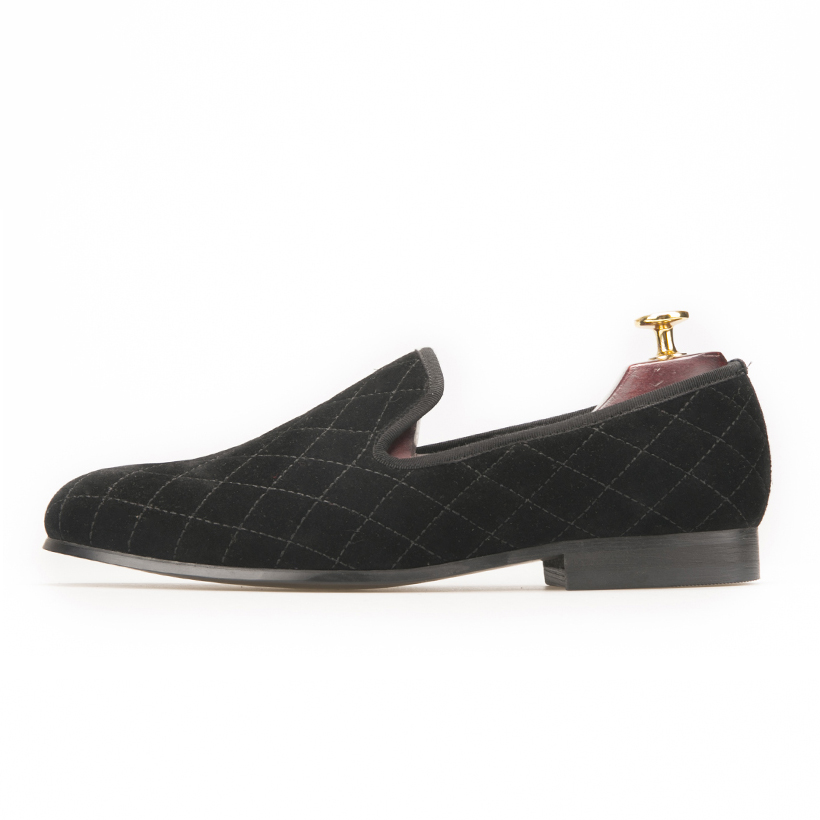 black velvet shoe store