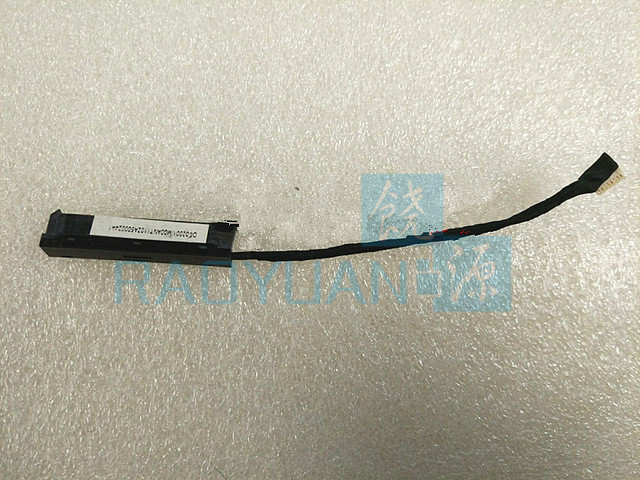 Genuine New DC02001IM00 For HP For ENVY4 for ENVY6-1000 M4 M6 Laptop Sata hard drive connector HDD Adapter cable 690262-001 new laptop cable for hp pavilion m6 m6 1000 envy m6 pn dc02001jh00 repair notebook lcd lvds cable