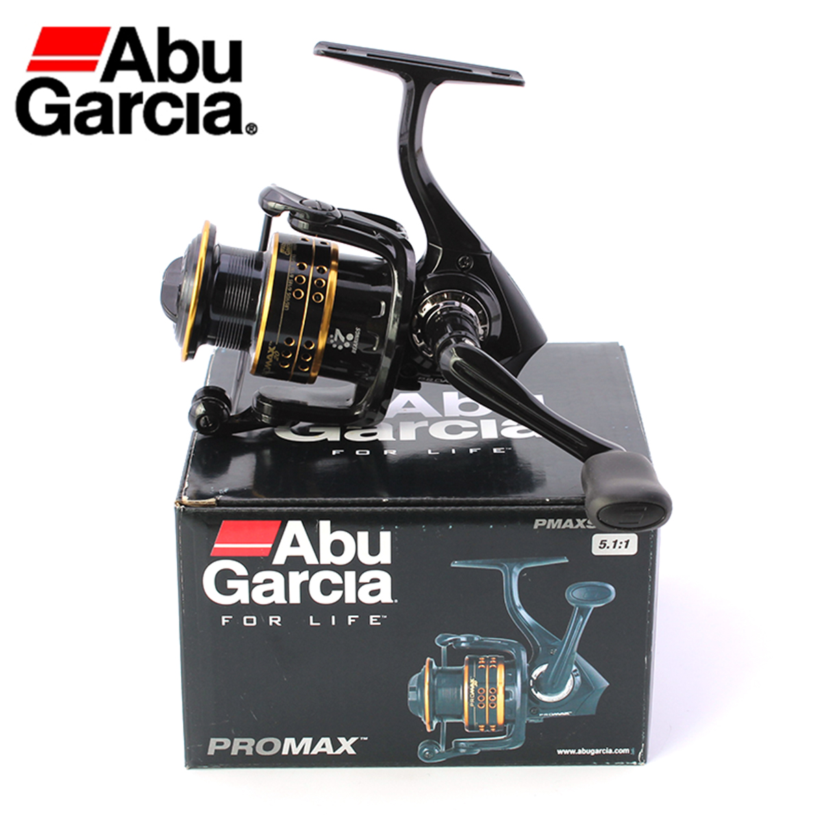 Abu Garcia Brand PROMAX 1000 - 4000 7BB Fishing Spinning Reel Freshwater Fishing Gear for Feeder brand new smt yamaha feeder ft 8 2mm feeder used in pick and place machine