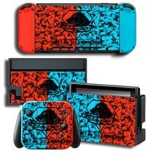 Diamond dog Skin Sticker for Nintendo Switch NS Console + Joy-Con + Dock Station