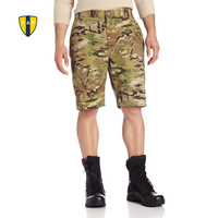 US Military Camo Shorts men 2016 Camouflage Short Mens Sports Army Multi pockets Beach Loose Tactical Trousers
