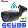 Holdoor Видеонаблюдения IPC WiFi Ip-камера HD 720 P Сети Ик Ночного Видения IP65 Водонепроницаемый Onvif для Android iOS телефон
