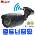 Holdoor IPC IP WiFi Câmera HD 720 P Rede De Vigilância Por Vídeo IR Cut Night Vision Onvif À Prova D' Água IP65 para Android iOS telefone