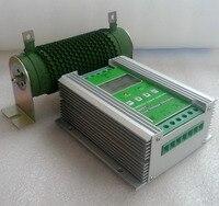 1100วัตต์ลมควบคุมไฮบริดพลังงานแสงอาทิตย์สำหรับBoost MPPT 600วัตต์เครื่องกำ