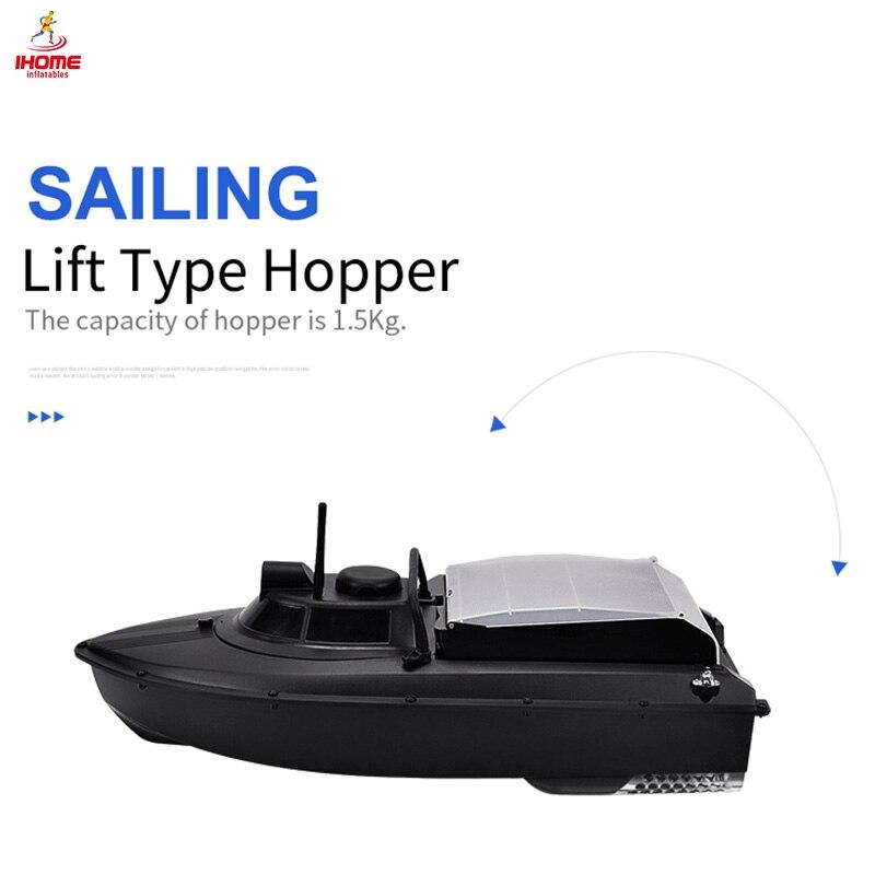 2019 RC Wireless Fishing เหยื่อ RC เหยื่อเรือของเล่นมอเตอร์ Fish Finder ตกปลาเรือเรือ Speedboat Toy เด็กของขวัญ-ใน เรือ RC จาก ของเล่นและงานอดิเรก บน   1