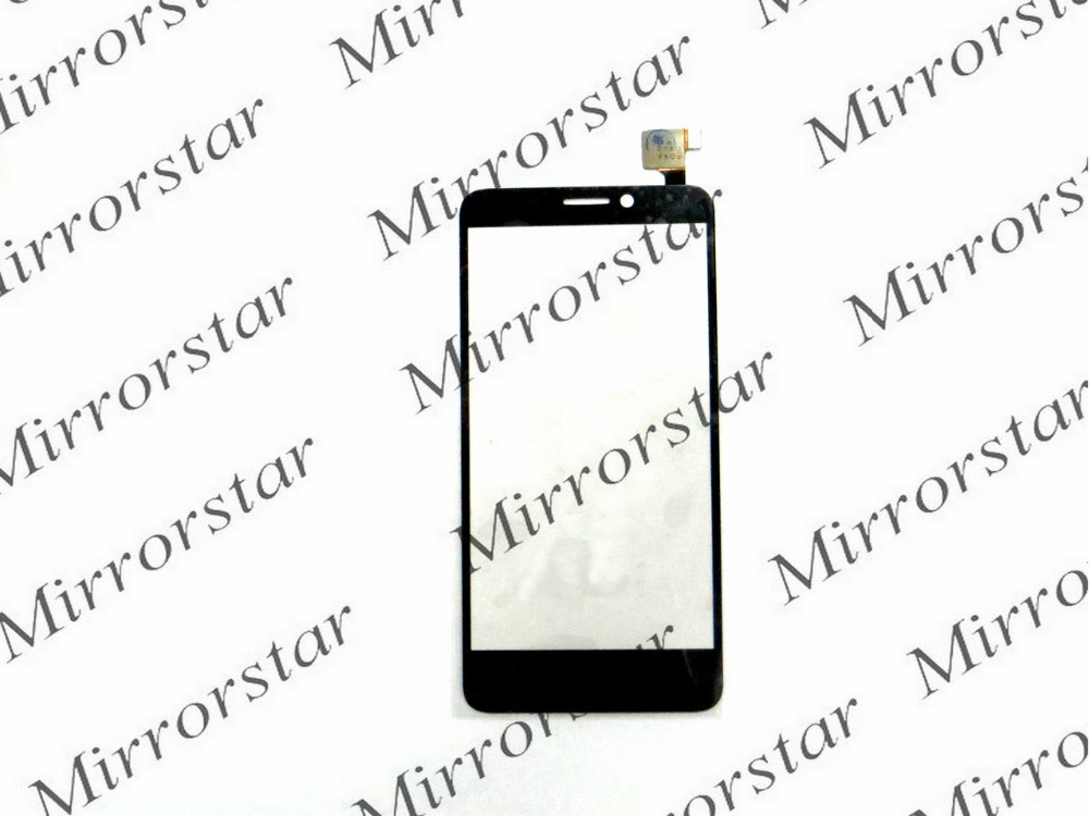 New Black Touch Screen Digitizer For ALCATEL ONE TOUCH IDOL <font><b>S</b></font> <font><b>OT</b></font> 6034R 6034Y 6034M Cell phone