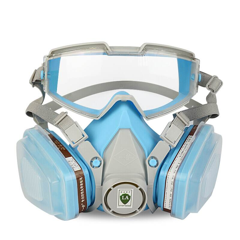 Back To Search Resultshome Objective Yihu 6200 N95 Double Gas Mask Protection Filter Chemical Half Face Respirator With Anti-fog Goggles For Painting Spray Welding
