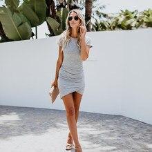 50955c76d8 T koszula sukienka kobiety lato plaża Sexy Kim Kardashian ukrainy kylie  jenner pościel Boho czarny Bodycon sukienki Plus rozmiar