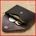 Coin Purse High Quality Genuine Leather Men Casual Hasp Wallets Porta Moedas Men Coin Purses