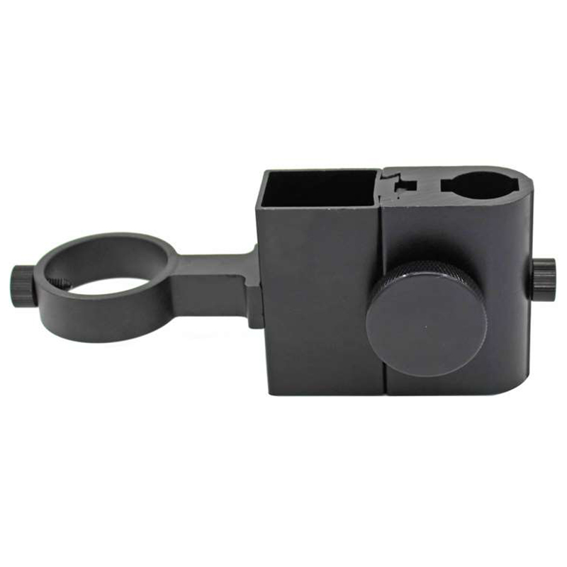 Microscope Lifts Arms For Industrial Microscope Camera Height Adjustment 40Mm Lens Support Ring