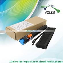 10mw Fiber Optic Laser Visual Fault Locator 12-15km free shipping
