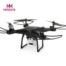 MUQGEW Brand Toys S10 RC Helicopters 2.4Ghz Quadcopter Camera WIFI FPV Headless Mode Altitude Hold RC Drone 300,000 pixels
