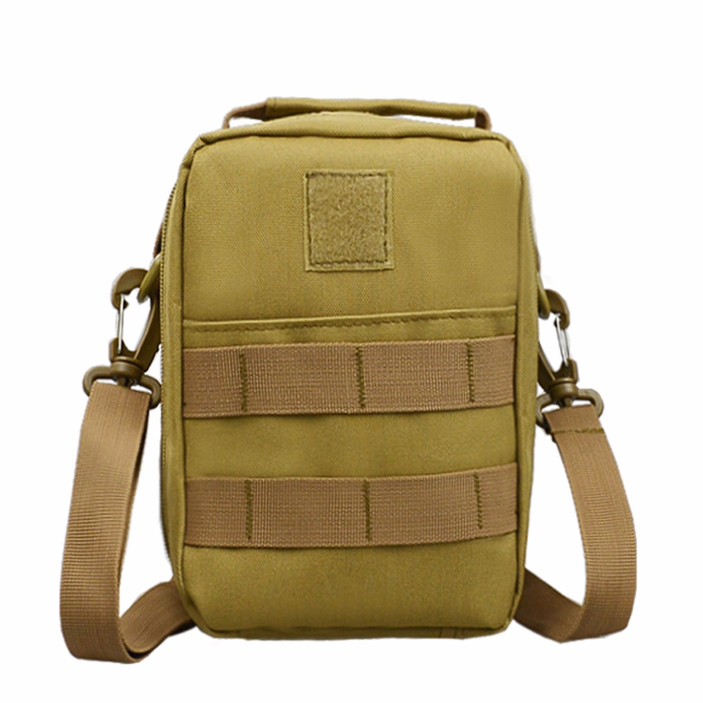 Compact MOLLE Medical Utility bag EMT Pouch Ifak First Aid Pouch camouflage shoulder pack Travelling outdoor climbing sport