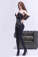 1/6 scale female clothes model zytoys Leather corset underwear suit ZY16 1 model for 12'' soldier action figure