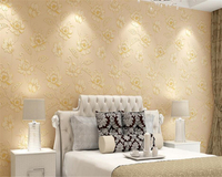 beibehang Stereo High Foaming Relief Wallpaper Non wovens Living Room Bedroom TV Background Wedding Room Full House Wall paper