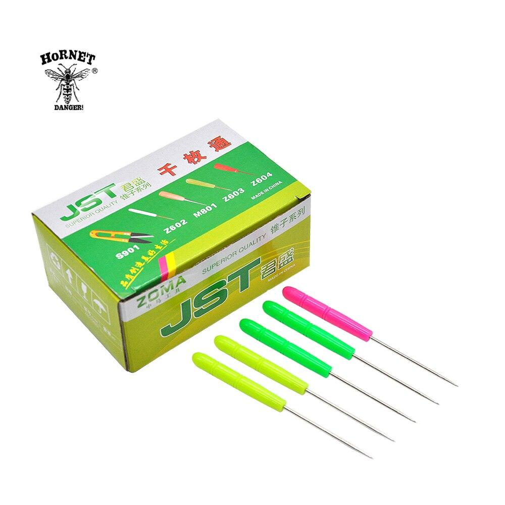 5pcs/lot Plastic Handle Foil Piercing Tool Hookah Foil Puncher Chicha Narguile Shisha Accessories Color Random