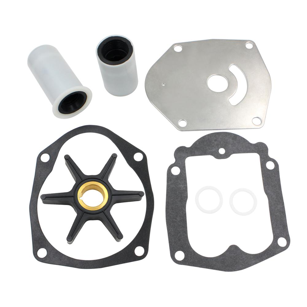 Water Pump Impeller Repair Kit For Mercury  40, 50 Hp Two Stroke 821354A2