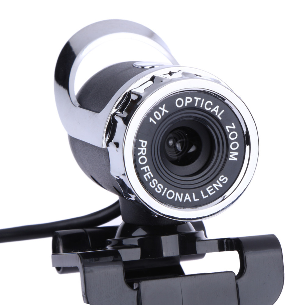 360 Degree Webcam 12 Megapixel Cmos Web Camera 10x Optocal