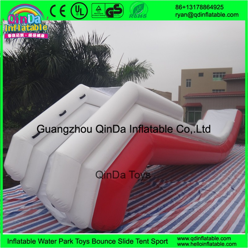 1 inflatable yacht water slide05