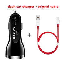 3 6 5V 4 5A 5 11V 3A 5V 2 4A Dash Car Charger For Oneplus