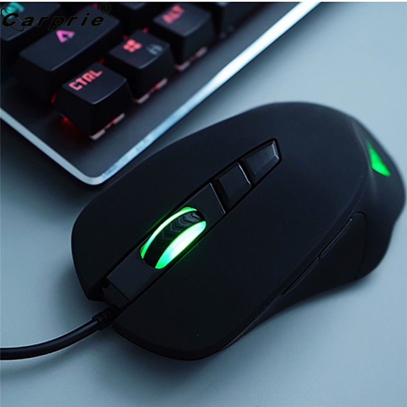 104 Keys Backlight Games Mechanical Wired Keyboard With 7 Keys 5000DPI Mouse Mice Combo Black Games Keyboard And Mice Set