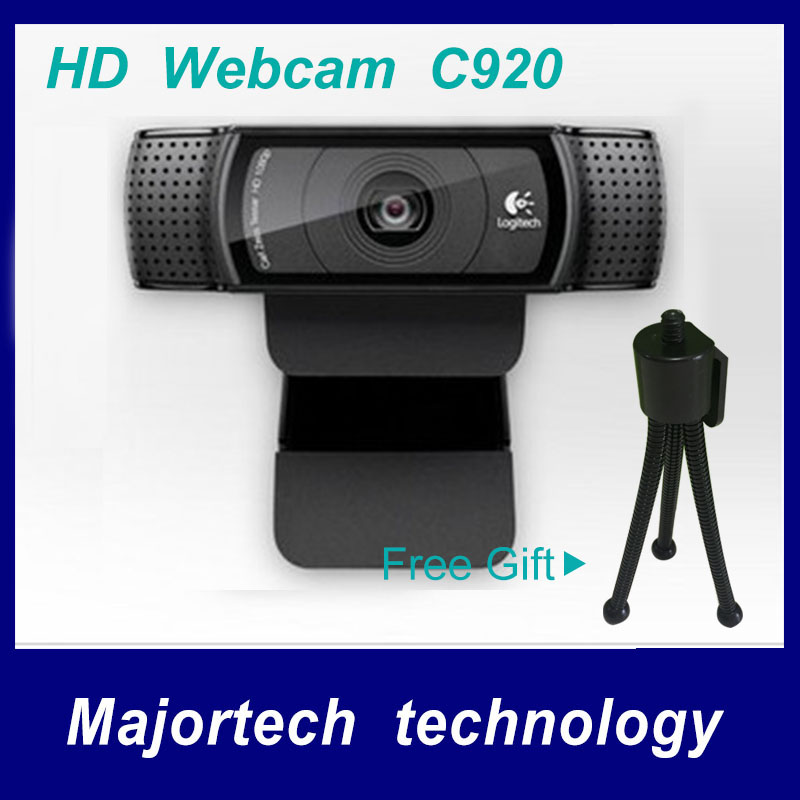 Logitech C920 HD Webcam 1080p Webcam Video , Conferencing Camera cls 24 led smd cob led car panel light interior room dome car light bulb lamp aug 15