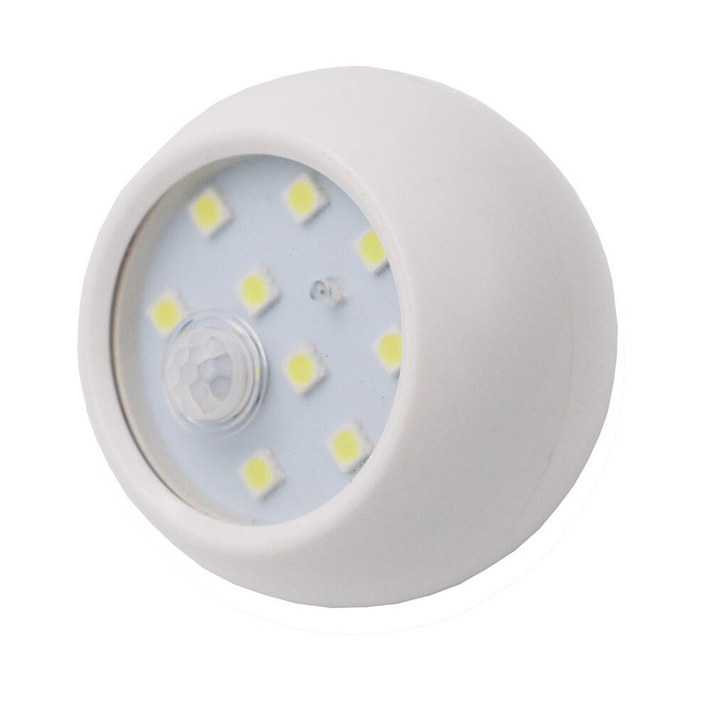 Luzes da Noite 9 leds de 360 graus Potência : 0-5 w