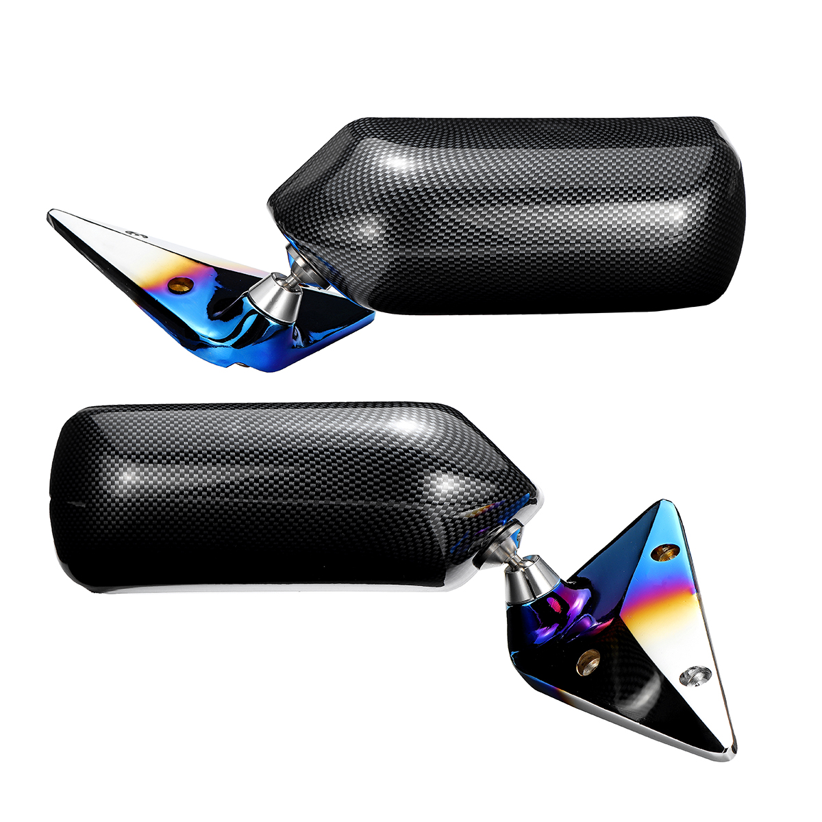 includes side mirror kit - HD1200×1200