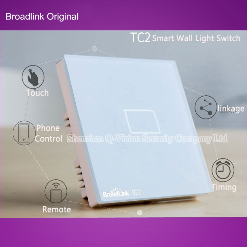 New-Arrival-EU-Broadlink-TC2-Wireless-1-Gang-Remote-Control-Wifi-Wall-Light-Touch-Screen-Switch
