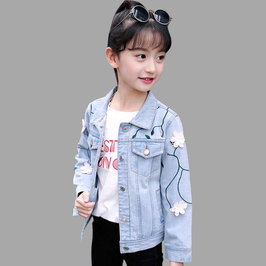 Girls' Clothing Outerwear & Coats New 2019 Children Coats Outerwear 2-8 Years Spring Autumn Girls Camouflage Jackets Kids Fashion Girls Cotton Long Sleeve Jacket