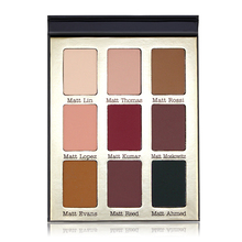 IMAGIC 2019 New matte Eyeshadow Palette Nude Minerals Professional Eye Shadow Powder Matte тени для век