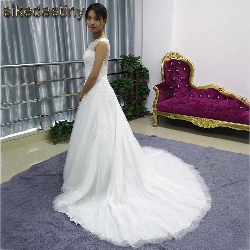 Clearance Sale Only Several Pieces Left By Our Physical Store Cheap Wedding Dresses Long Bridal Dress 5126