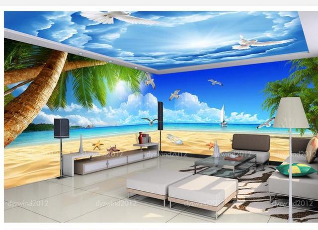 3d wallpaper TV hintergrundbild das wohnzimmer sofa hintergrund ...