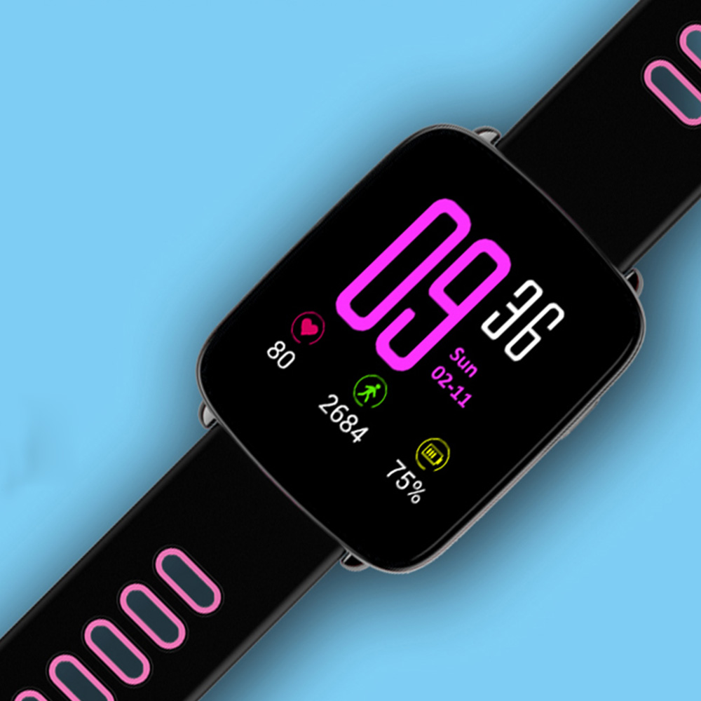 Kaimorui gv68 smart watch android ip68 impermeable pulsómetro relojes inteligent