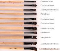 Professional Black 32Pcs Makeup Brush Kit Cosmetic Brushes For Make Up Set Lot Wood 1
