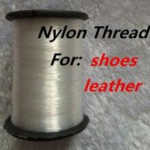 Мм 0,3 мм нейлоновая нить для обувь для рыбалки и кайт