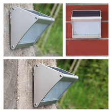IP65 Radar Induction LED Solar Wall Light Garden Street Lithium Battery Lamp Christmas Holiday Home Yard Decoration Lights
