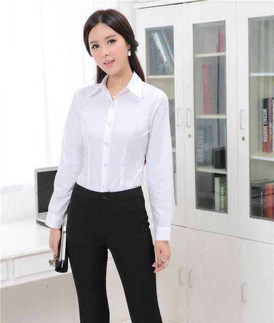 Formal Estilo Uniforme 2015 Primavera Fino Moda Outono Desgaste do Trabalho ternos Com Calças E Blusas Para Escritório Ladies Tops Roupas conjunto
