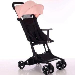 Image 3 - Originele yoya mini pocket kinderwagen opvouwbare paraplu trolley ultralichte auto baby Lichtgewicht kinderwagen draagbare op het vliegtuig