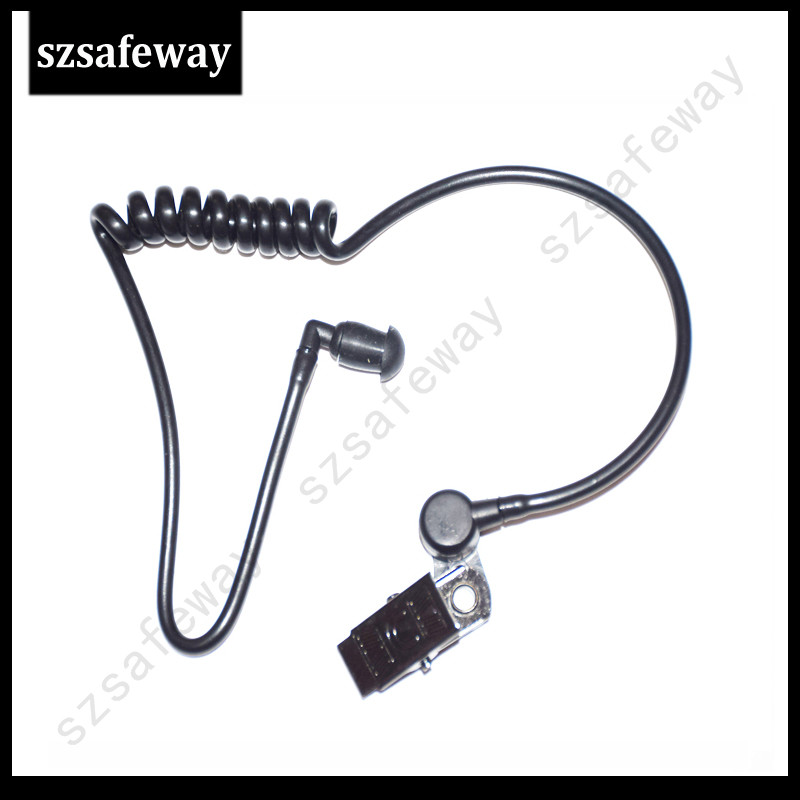 50 X walkie talkie acoustic tube for clear air tube headset for baofeng acoustic tube earpiece